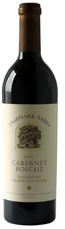 Freemark Abbey Cabernet Sauvignon Bosche Vineyard